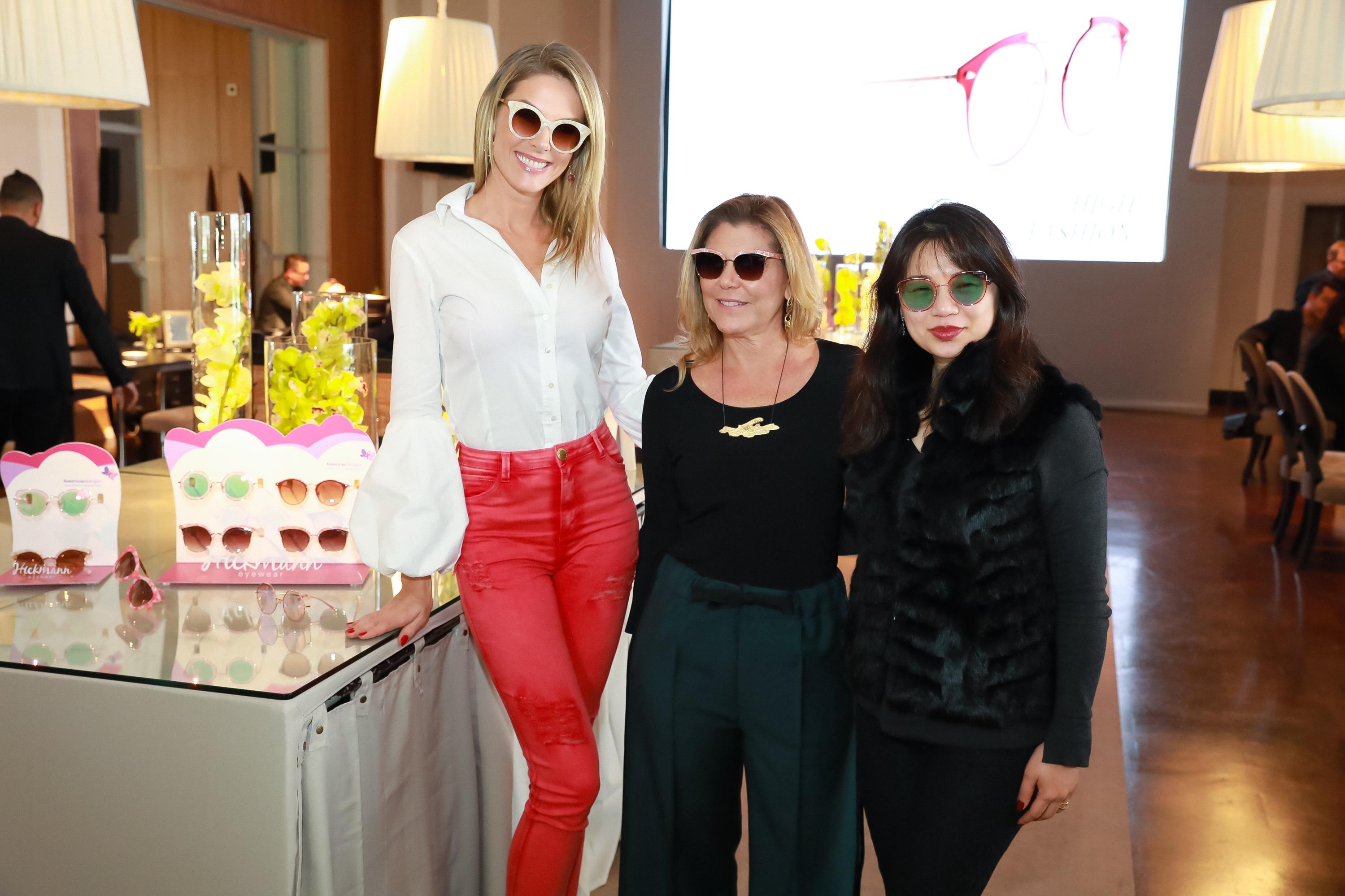 Ana Hickmann, Andrea Pereira e Joyci Lin-2